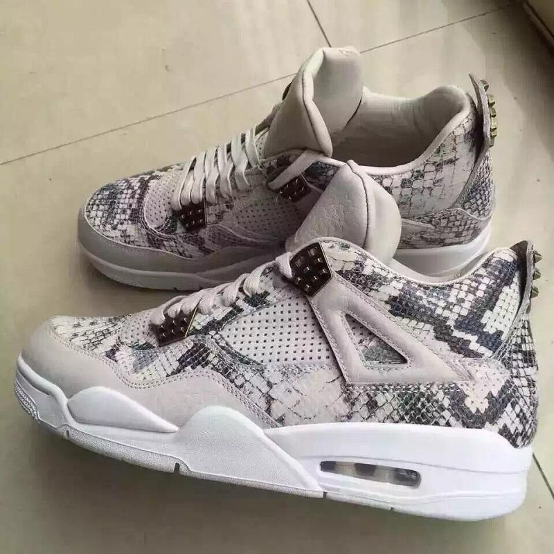 super cute e6e26 37316 Air Jordan 4 Premium