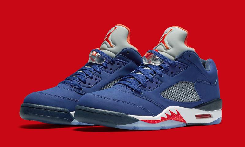 Air Jordan 5 Bas Coloris Curty