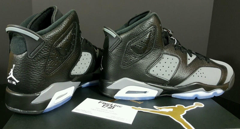 """Terms Of Use >> Air Jordan 6 GS """"Cool Grey"""" 
