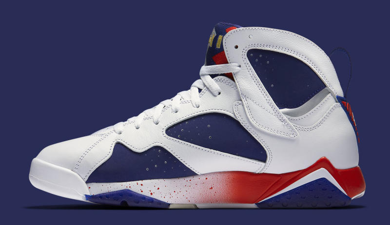 53b224f3e629c3 Retro Jordans Get Patriotic for 2016 Olympics. The Air Jordan 7
