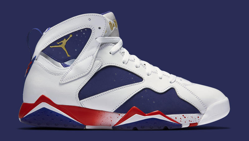 sports shoes 07ad2 01471 Air Jordan 7 Olympic Alternate Release Date | Sole Collector