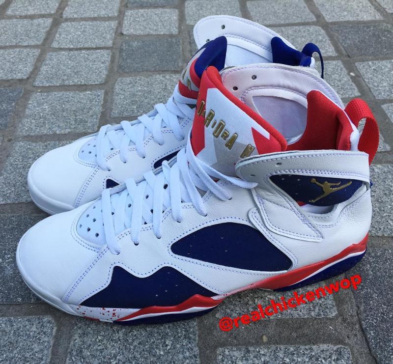 5dd447c7c29 Air Jordan 7 Olympic