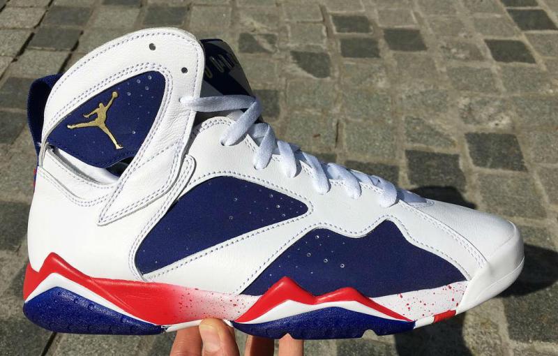 ee43fea3254eb6 Air Jordan 7 Olympic Tinker Alternate Release Date 304775-123 (1)