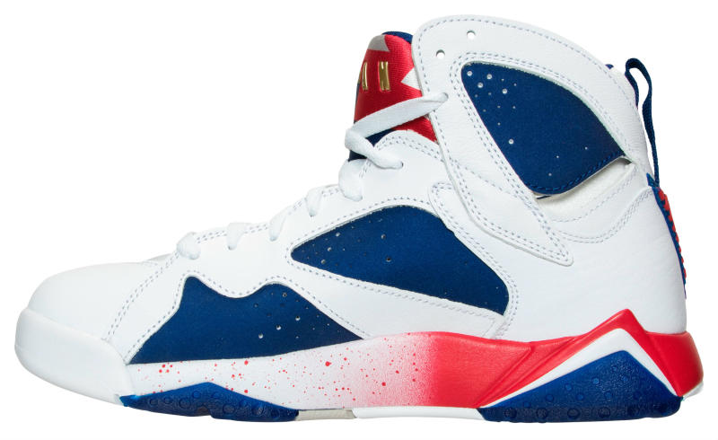 20989408d76713 Originals Nike Air Jordan 7 Cheap sale Miro White Metallic Gold ...
