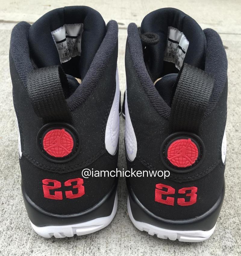 1cb495fbaf3c Air Jordan IX 9 OG 302370-112 (6)