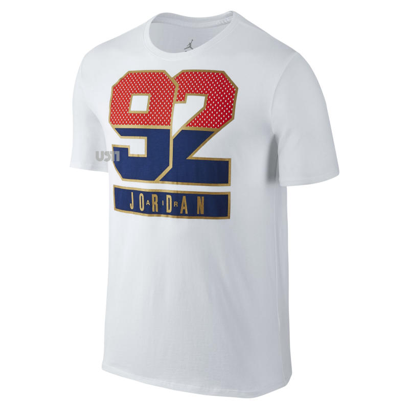 16d615a8219a Air Jordan Dream Team Tinker Alternate T-Shirts