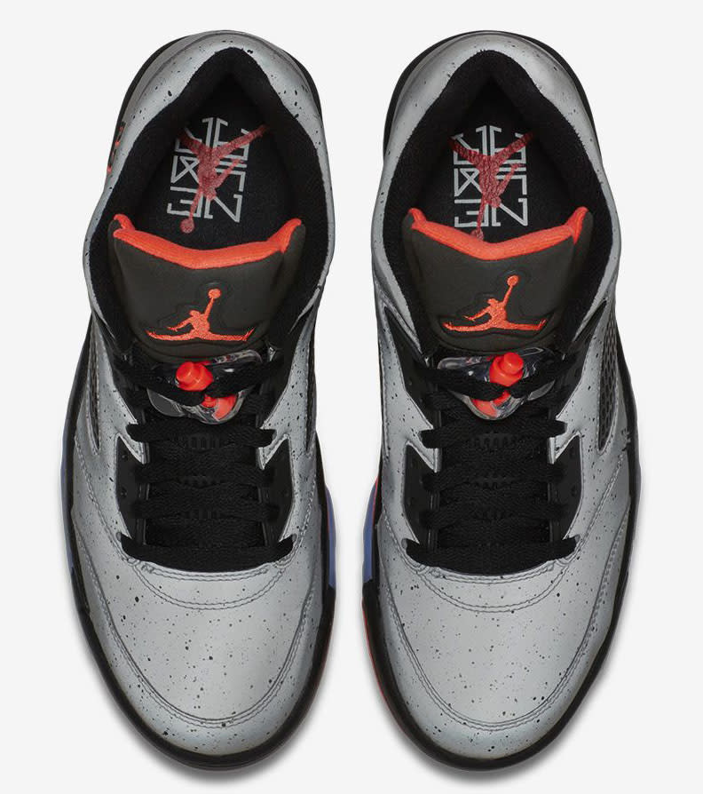 new arrival 3f6fa f9311 Air Jordan 5 Retro Neymar Release Date  06 09 16 (Overseas Release) Color   Reflective Silver Infrared 23-Black Style    846315-025. Price   200