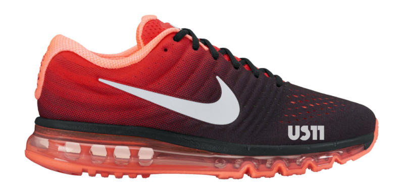 nike air max 2017 vs fake