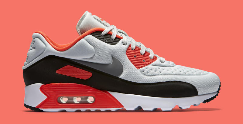 sports shoes 45864 7829c Infrared Nike Air Max 90 SE   Sole Collector