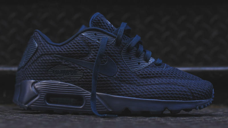 sale retailer 47cf5 ef896 ... best price nike air max 90 ultra br navy 725222 401 1 ebc3d e469b