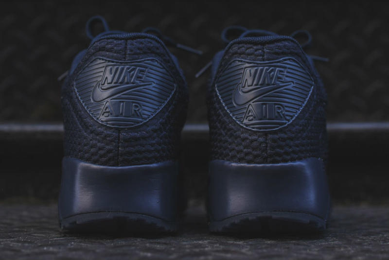 Nike Air Max 90 Ultra BR Navy 725222-401 (3)