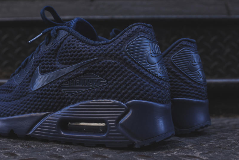 Nike Air Max 90 Ultra BR Navy 725222-401 (5)