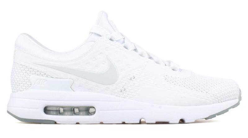 reputable site 11d4a ba119 Nike Air Max Zero Black White | Sole Collector