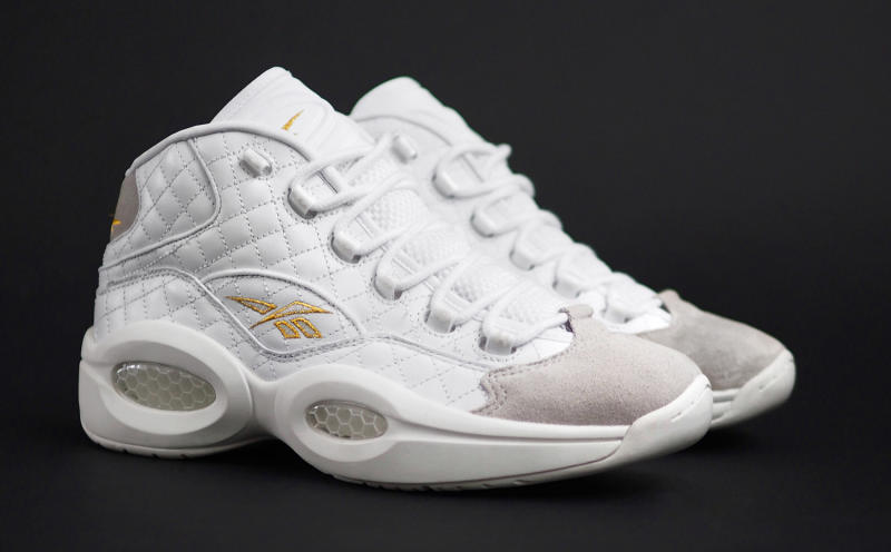 Allen Iverson Reebok Birthday Sneakers | Sole Collector