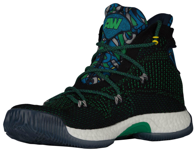 Andrew Wiggins adidas Crazy Explosive Exclusives | Sole ...