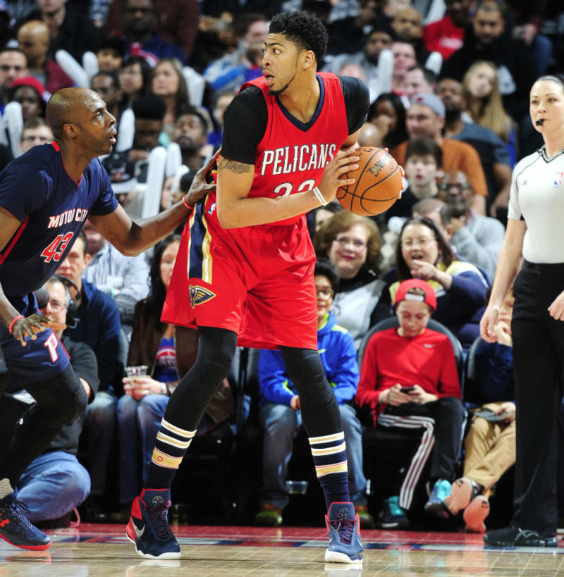 SoleWatch: Anthony Davis Scores Career High 59 Points in the