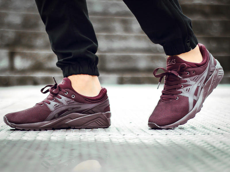 Asics Gel Kayano Trianer EVO Rioja Red (3)