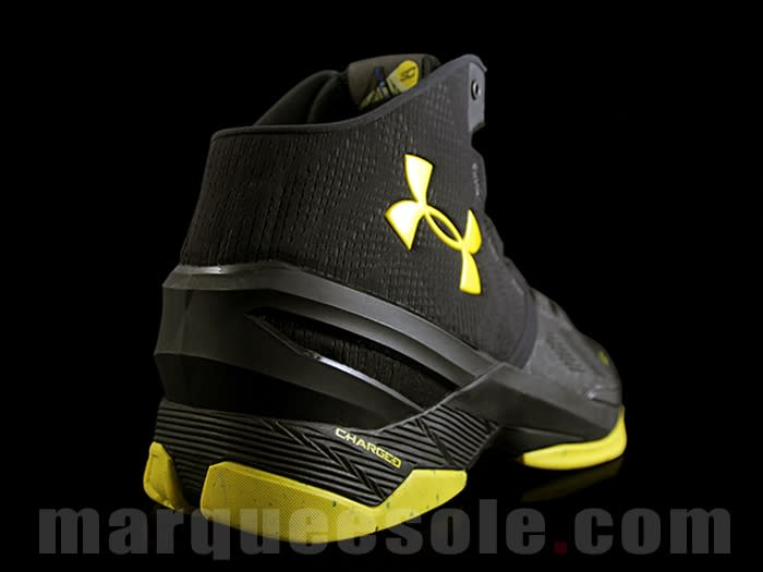 Stephen Curry Shoes Curry 3 Shoes NO Under Armour