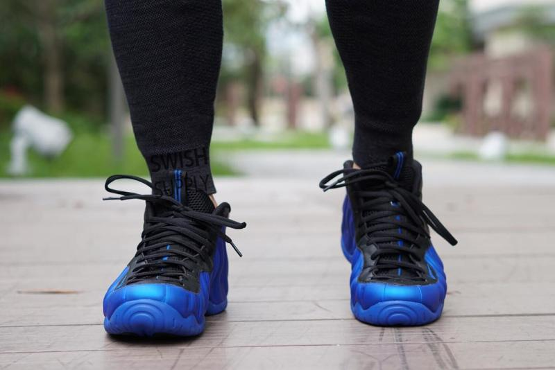 new arrival 63ca1 adce8 Nike Air Foamposite Pro Royal Ben Gordon 624041-403 (4)