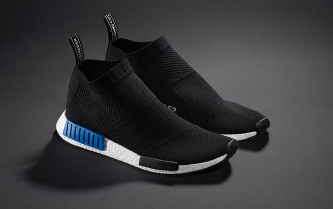 adidas nmd white pk black city sock sole collector