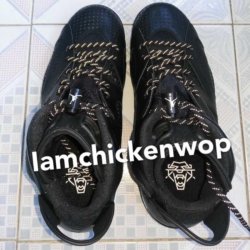 b96954d5070 Air Jordan 6 Black Cat Release Date 384664-020 | Sole Collector