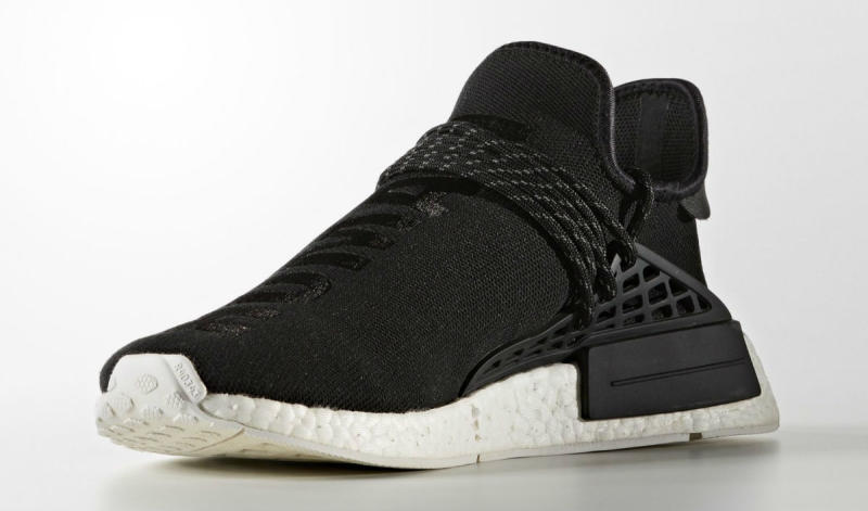 new concept a6fd3 6ac83 Black Human Race NMD by Pharrell BB3068 | Sole Collector