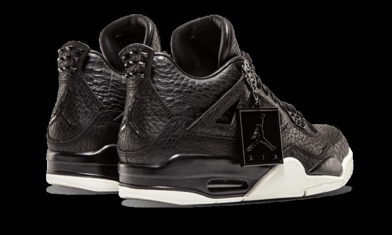 pas cher dédouanement nouvelle arrivée Air Jordan 4 Chaussures De Sport Rétro Cheveux Poney Noir Haut De Gamme négligez dernières collections pas cher abordable pas cher profiter Q7KUF36