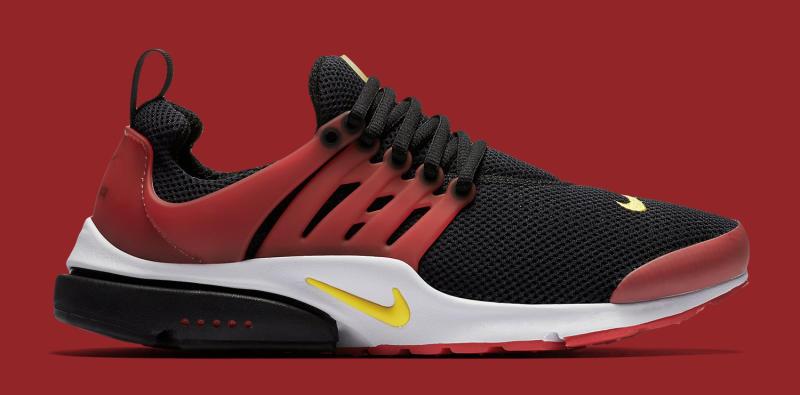 Negro Rojo Collector Nike Air Presto Sole Collector Rojo 14b248