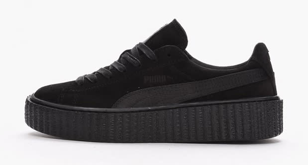 Puma Rihanna All Black