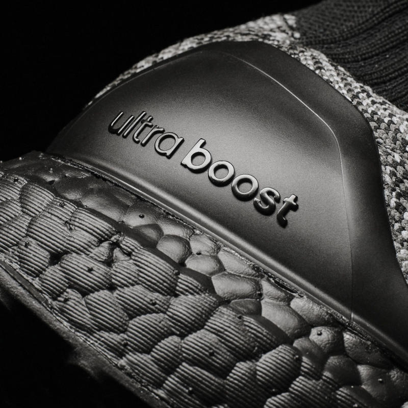Black Uncaged Adidas Ultra Boosts Are Coming