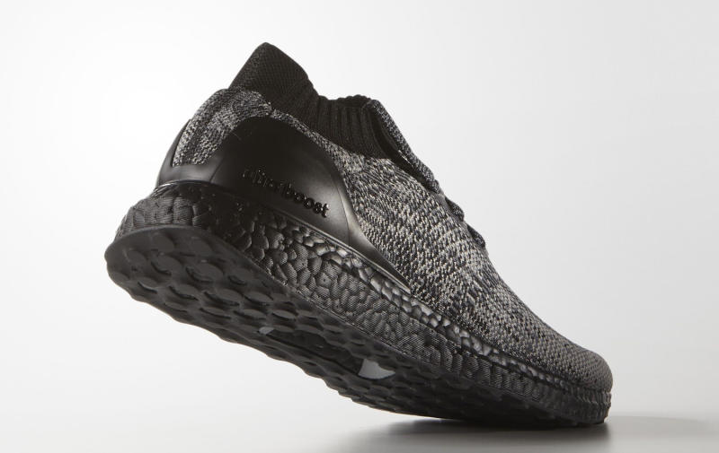 Ultra Boost Uncaged Black