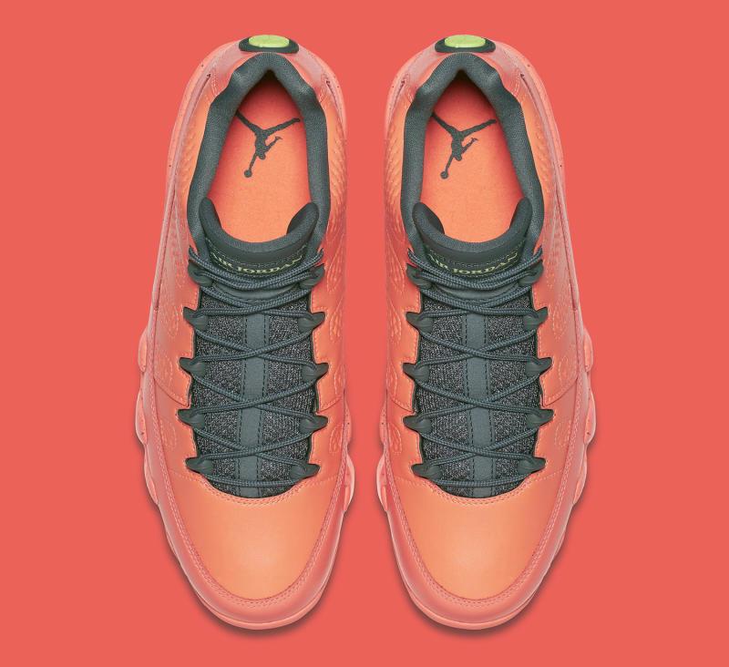 promo code 97644 91744 The Brightest Air Jordan 9s Ever