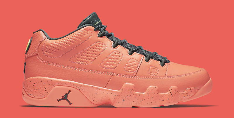 439cd1e0d5084e ... buy air jordan 9 low bright mango release date 05 07 16. color bright  mango