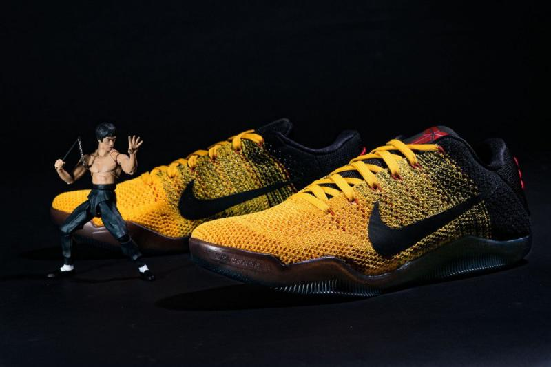 best service e69ad 6ce2a Bruce Lee Nike Kobe 11 | Sole Collector