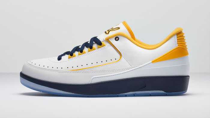brand new f9ad4 850e0 Cal Jordan 2 Low (2)