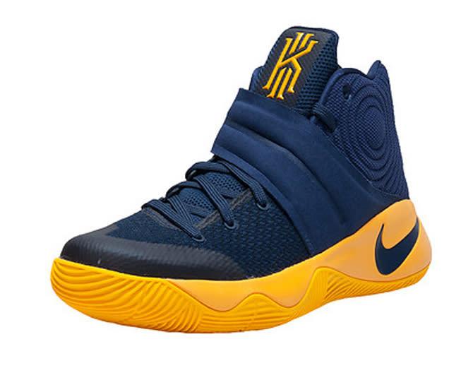 Blue Gold Irving Shoe