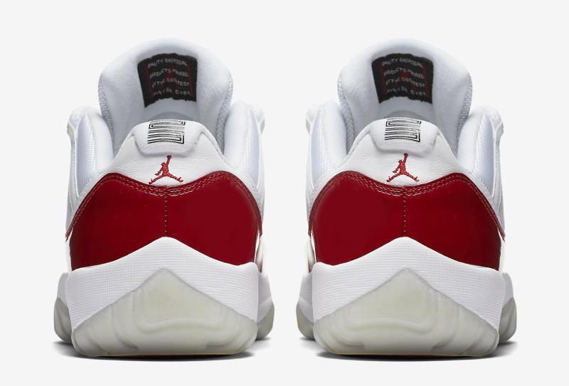 Air Jordan 11 Low u0026quot;Cherryu0026quot; and u0026quot;Gumu0026quot; Release Dates | Sole Collector
