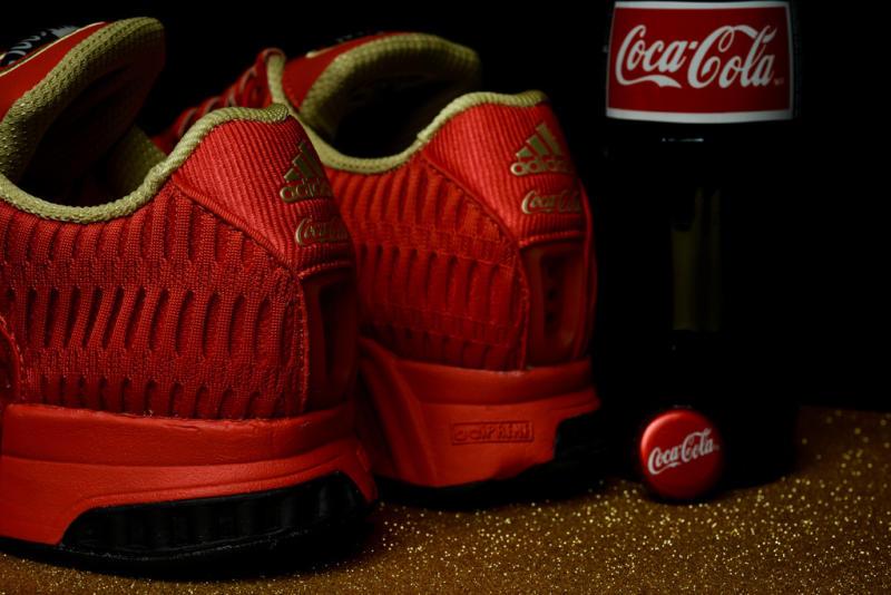 buy online 38de7 7cd05 Remember Adidas Coca-Cola Sneakers
