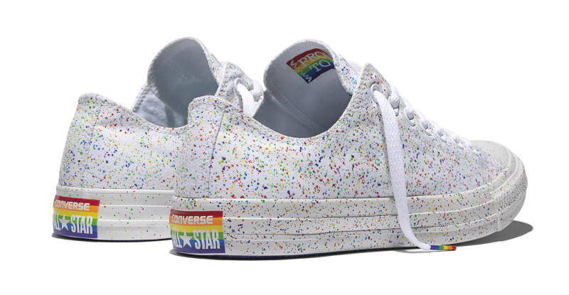 ab774005274894 Converse s parent company Nike has been plenty involved in sneakers like  this in the past