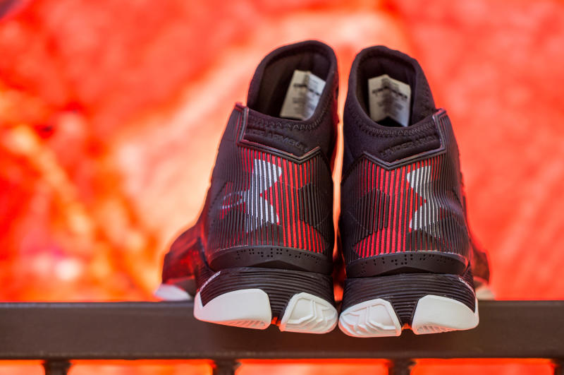 Under Armour Curry 2.5 Black Red