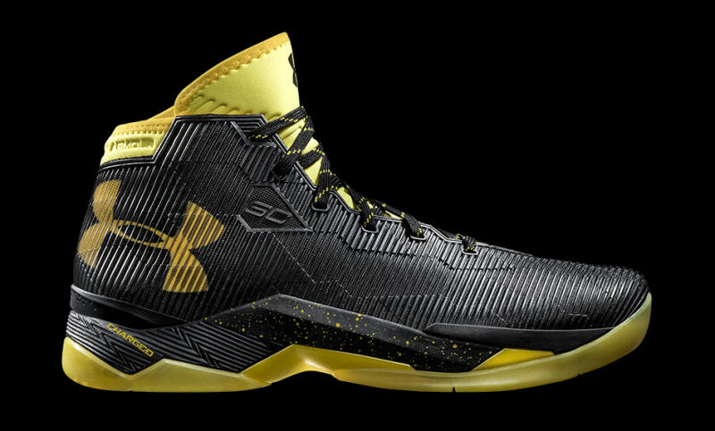 eb60c05a526 Steph Curry Has a New Sneaker for the Playoffs