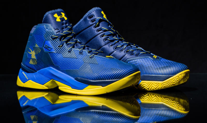 Photo: Sneak peak at newest Stephen Curry Under Armour shoe