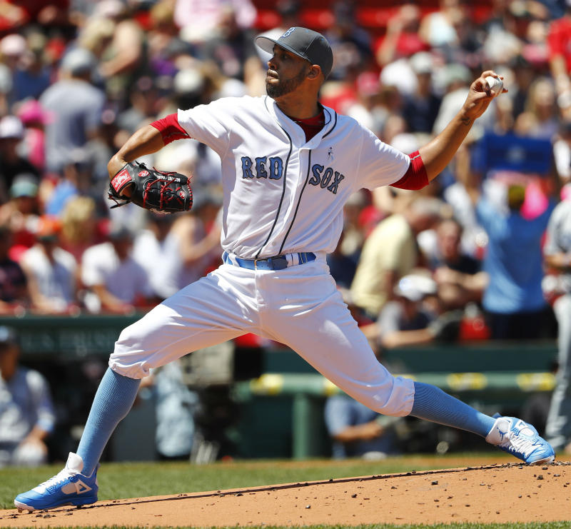 Solewatch David Price Pitched In Quot Father S Day Quot Air