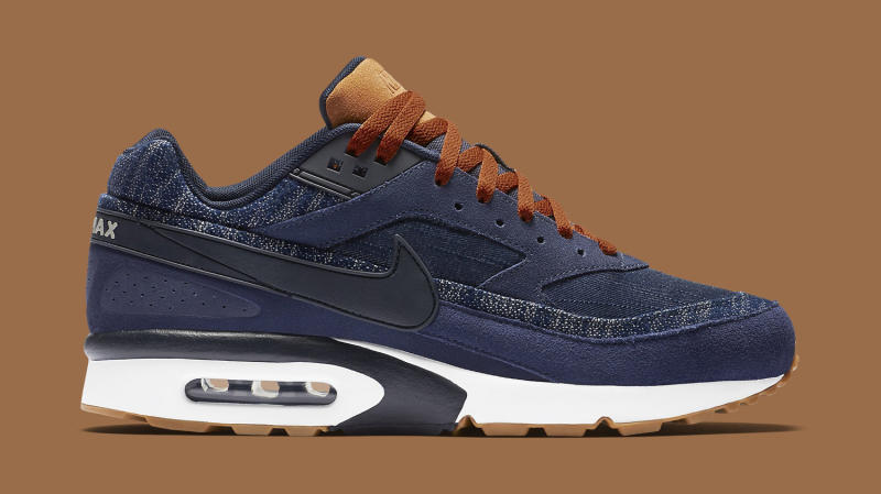 en soldes 9d5db aa396 Denim Nike Air Classic BW Gum | Sole Collector