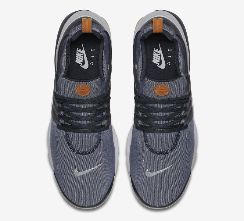 Nike Air Presto Premium Color  Obsidian Neutral Grey Cider Dark Obsidian  Style    848141-400. Price   120 c88d2a153972