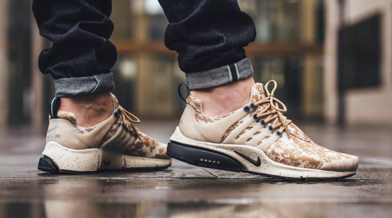 Nike Air Presto Premium On Feet