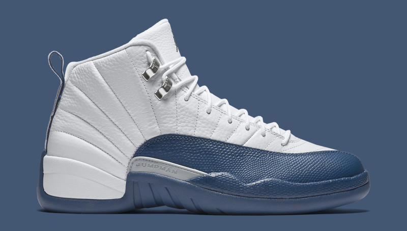 """... French Blue"""" to debuts the same day as the """"Wings"""" Air Jordan 12"""