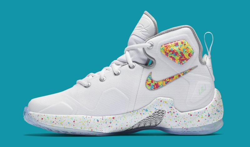 Lebron James Shoes Fruity Pebbles