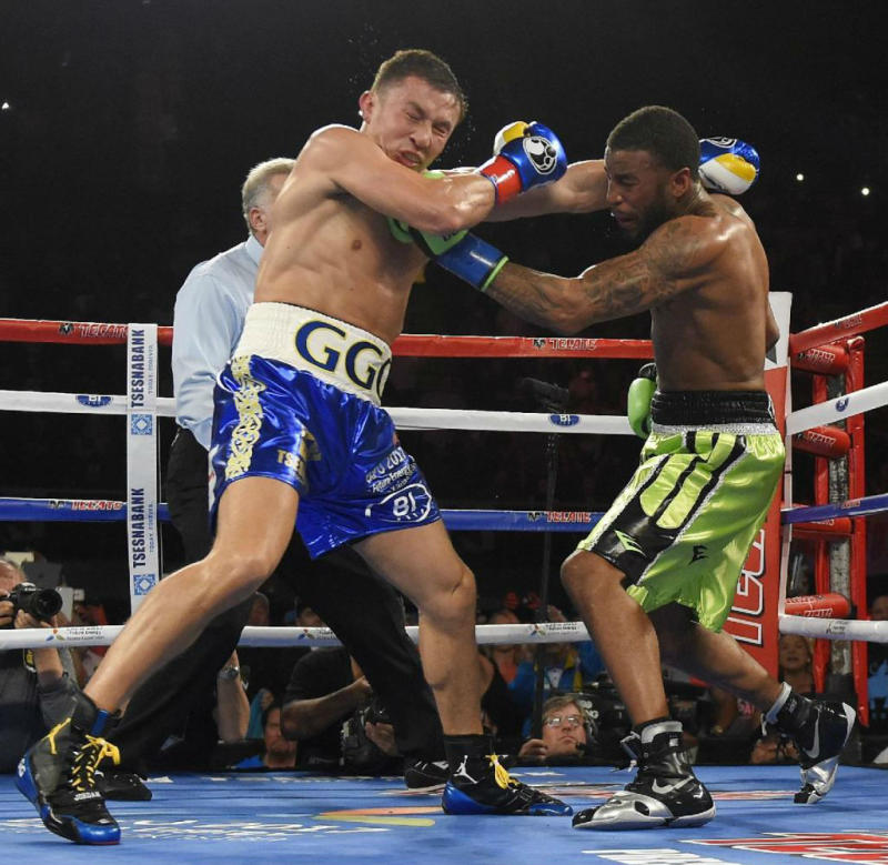 5365cd4372b Gennady Golovkin Jordan Boxing Boots (3)