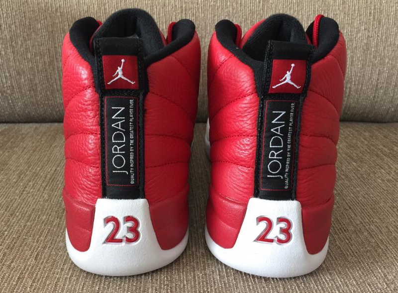 the latest 3dce6 fbd07 Air Jordan 12 Gym Red Release Date | Sole Collector
